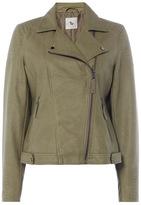 Tu clothing Green Linea Quilt Jacket