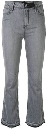 RtA Mid Rise Bootcut Jeans