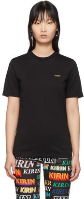 Kirin Black Logo T-Shirt