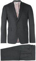 Thom Browne Classic Suit In Dark Grey Super 120's Wool Plain Weave