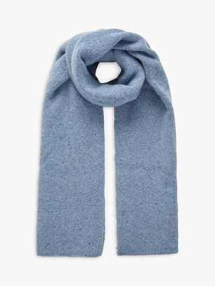 Brora Cashmere Donegal Knit Scarf