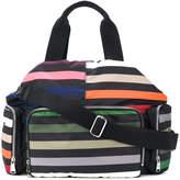 Sonia Rykiel striped holdall bag