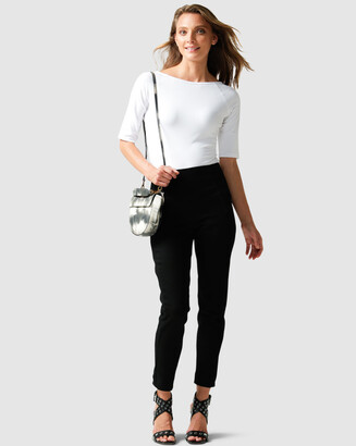 SACHA DRAKE - Women's White Tops - 3-4 Sleeve Top - Size One Size, 8 at The Iconic