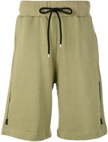 Numero 00 Numero00 - track shorts - men - Cotton - S