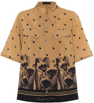 Undercover Printed blouse