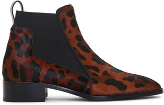 Christian Louboutin Marmada Flat leopard boots