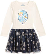 Disney Disney's Frozen Elsa & Olaf Tutu Dress, Little Girls