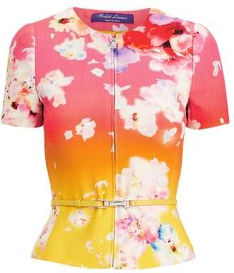 Ralph Lauren Azalea Floral Jacket