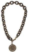 Stella McCartney Textured Link Chain Necklace