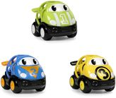Kids II Go GrippersTM 3-Pack Race Cars