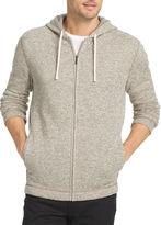 Van Heusen Long-Sleeve Fleece Sweater Hoodie