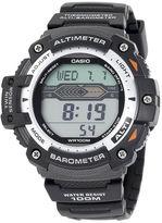 Casio Twin Sensor Mens Altimeter/Barometer Digital Sport Watch SGW300H-1AVCF