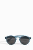 Maison Margiela Circle Acetate Sunglasses