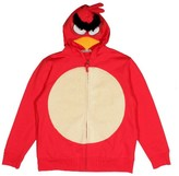 Angry Birds Boys' Angry Birds Sweatshirt - Red