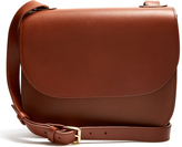 A.P.C. Christie leather cross-body bag