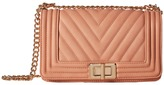 Gabriella Rocha Zuine Quilted Chevron Shoulder Purse