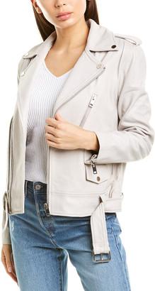 Kingsley Walter Baker Leather Jacket