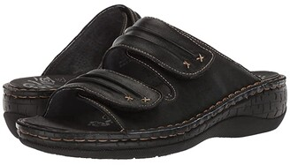 Propet June (Black) Women's Shoes