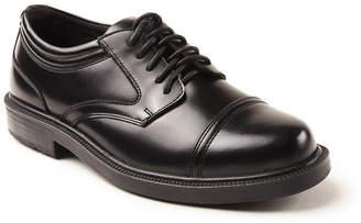 Deer Stags Men Telegraph S.u.p.r.o. Sock Leather Cap Toe Dress Casual Oxford Shoe Men Shoes