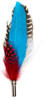 James Harper Feather Lapel Pin