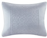 Natori White Orchid Quilted King Sham