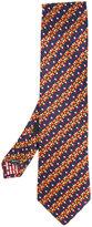 DSQUARED2 jacquard printed tie - men - Silk - One Size