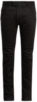 Balmain Biker Skinny-leg Jeans