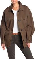 Lush Utility Oversized Jacket