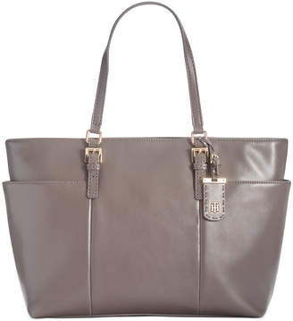 Tommy Hilfiger Julia Smooth Magazine Tote