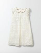 Boden Broderie Collar Dress