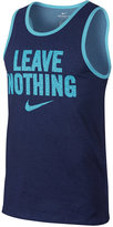 Nike Men's Dry Graphic Tank Top