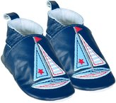 Jo-Jo JoJo Maman Bebe Nautical Booties (Baby) - Navy-18-24 Months