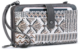 The Sak Sakroots Artist Circle Phone Crossbody