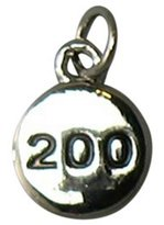 Totally Stroked 200' (Meter or Yard) Individual Charm 8130411