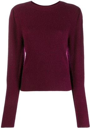Slim Fit Jumper by Isabel Marant, available on shopstyle.com for $354 Gigi Hadid Top SIMILAR PRODUCT