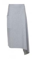 Tibi Calvary Twill Skirt