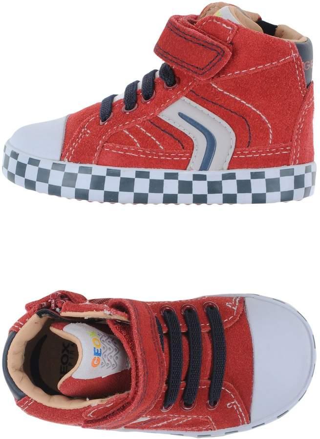 Geox Low-tops & sneakers - Item 44914838JM