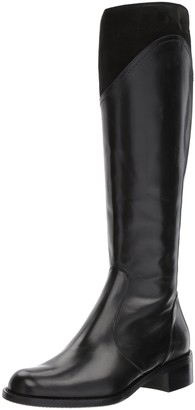 Butter Shoes Women's Lava Two Tone Tall Riding Boot