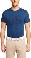 HUGO BOSS T-shirt 'Tee 1' in Cotton By Boss Green (L)