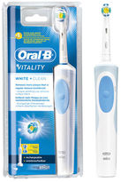 Oral B Oral-B Vitality White & Clean Rechargable Toothbrush