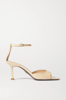 Cesare Paciotti Leather Sandals - Off-white