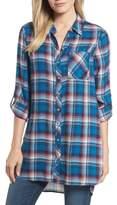 KUT from the Kloth Women's Ravi Plaid Shirt