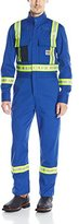 Carhartt Men's Flame Resistant Striped Coverall