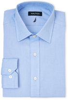 Nautica Light Blue Active Fit Oxford Shirt