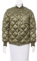 Nlst 2015 Quilted Bomber Jacket