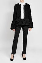 Roberto Cavalli Jacket with Mohair and Wool