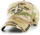 '47 Adult New Orleans Saints Multicam Myers Adjustable Cap
