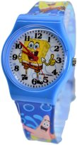 Nickelodeon SpongeBob SquarePants Wrist Watch For Children Boy's Girls . Large Watch Display.