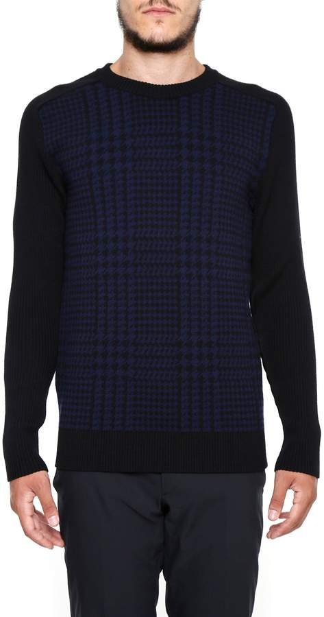 Balmain Pullover With Raglan Sleeves