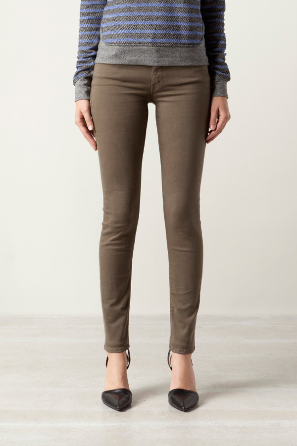 Mother The Muse Skinny Pant